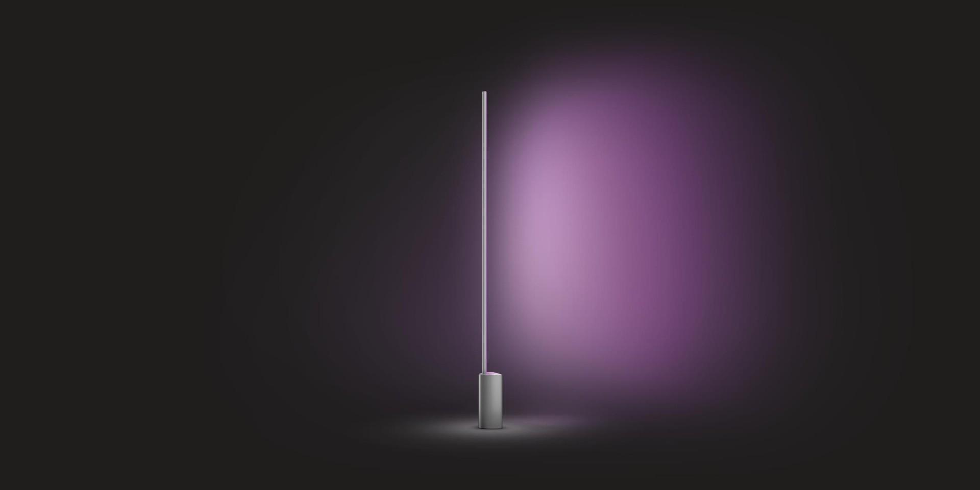 Philips Hue Signe Bordlampe White Amp Color Ambiance