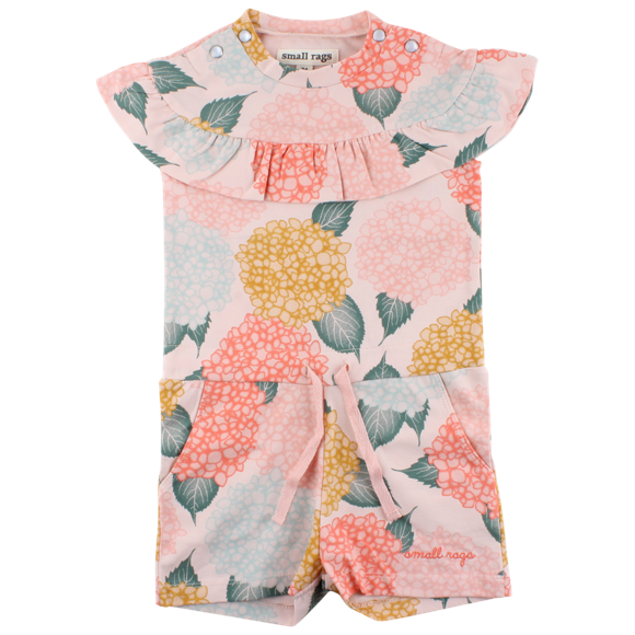 Small Rags - Jumpsuit Short Sleeved