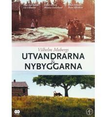 Utvandrarna / Nybyggarna (2-disc) - DVD
