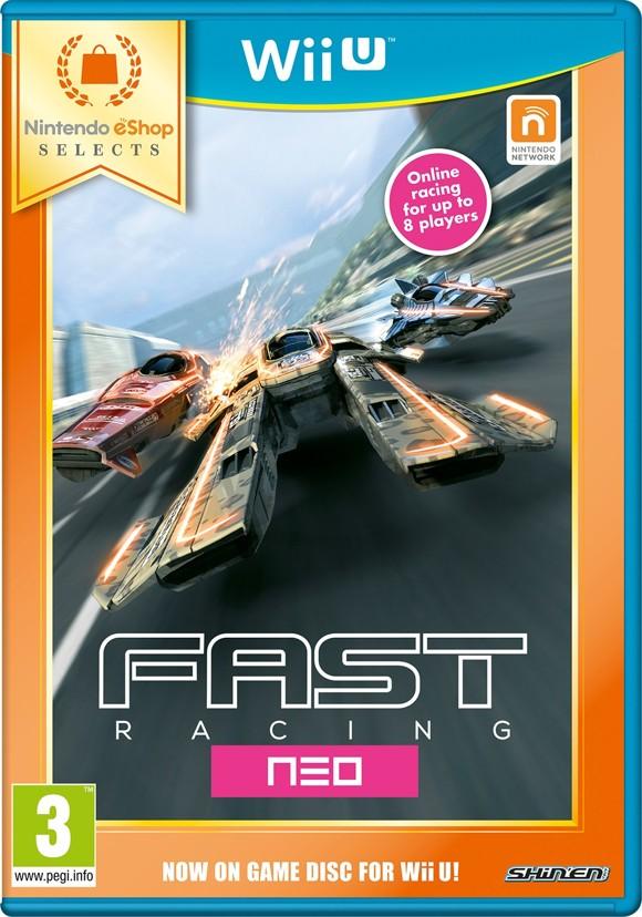 Fast Racing Neo (Nintendo eShop Selects)