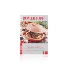 Römertopf - Rømer Stegeso Kogebog - Dansk