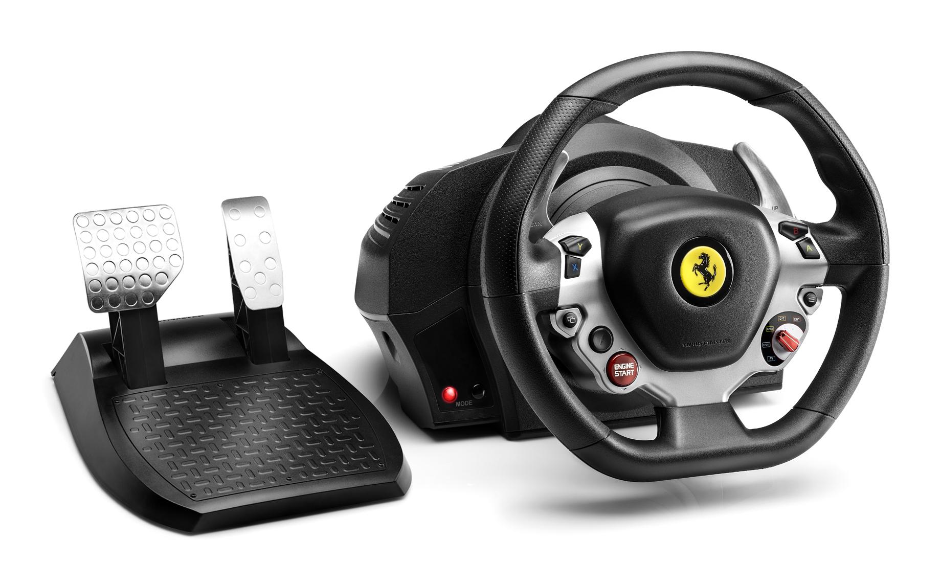 Thrustmaster - TX Racing Wheel Ferrari 458 - Italia Edition