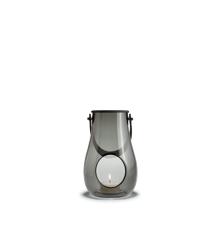 Holmegaard - Design With Light Lanterne 16 cm - Smoke
