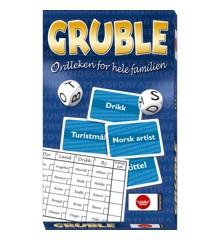Gruble - Norwegian Boardgame