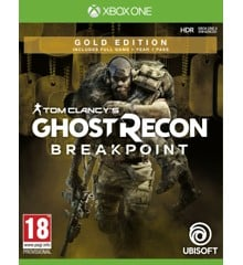 Tom Clancy's Ghost Recon: Breakpoint (Gold Edition) + Nomad Figurine (Bundle)