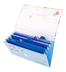 Miss Melody - Writing Paper in Fan Case (46567)