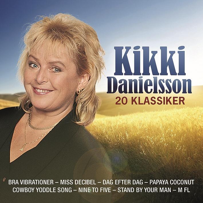 Danielsson Kikki/20 Klassiker - CD