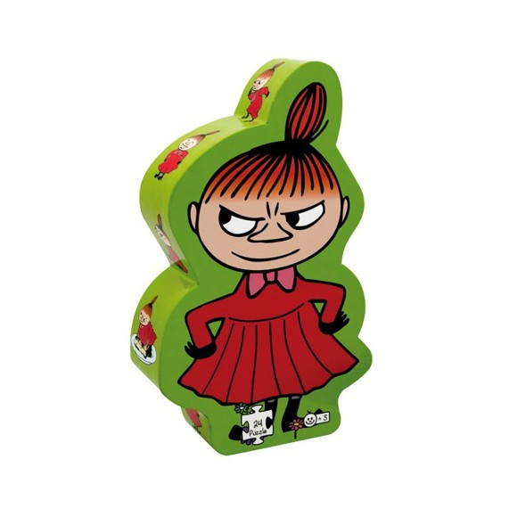 Barbo Toys - Puzzle - Moomin - Little My (6603)