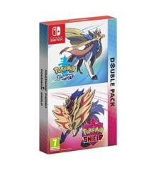 Pokemon Sword & Shield Dual Pack