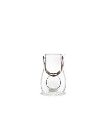 Holmegaard - Design With Light Lantern 16 cm - Clear (4343502)