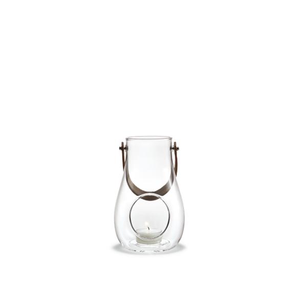 Holmegaard - Design With Light Lanterne 16 cm - Klar