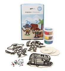 DIY Kit - Pirates & Treasure (79196)