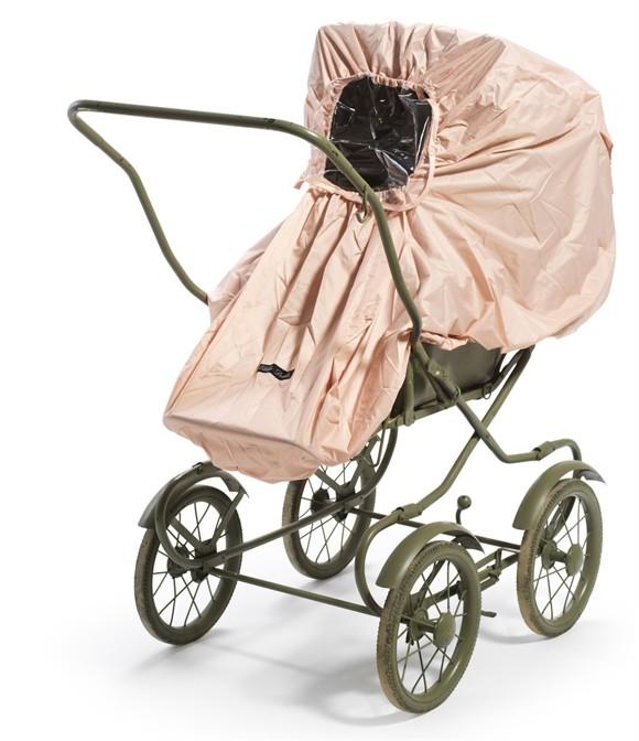 Elodie Details - Stroller Raincover - Powder Pink