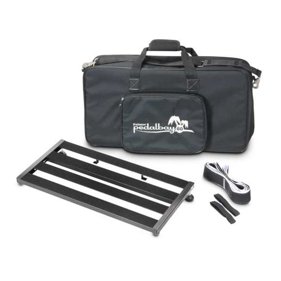 Palmer - Pedalbay 60 - Pedalboard For Guitar Effect Pedals