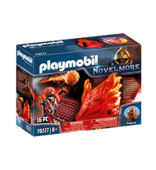 Playmobil - Burnham Raiders ildens kraft (70227)