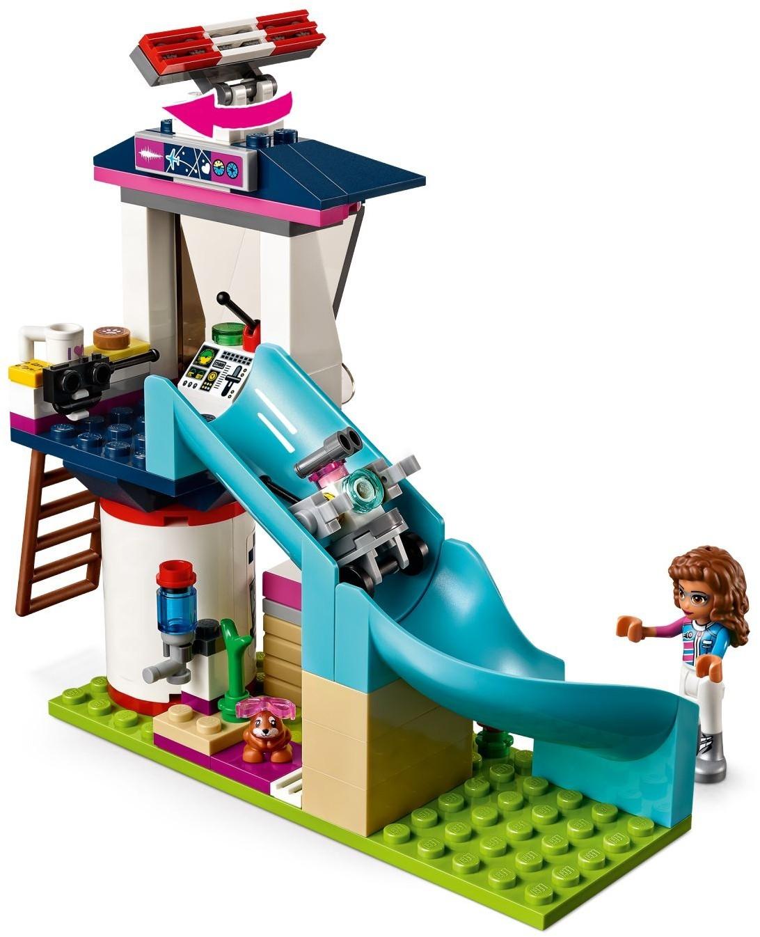 Buy LEGO - Friends - Heartlake City Airplane Tour (41343)