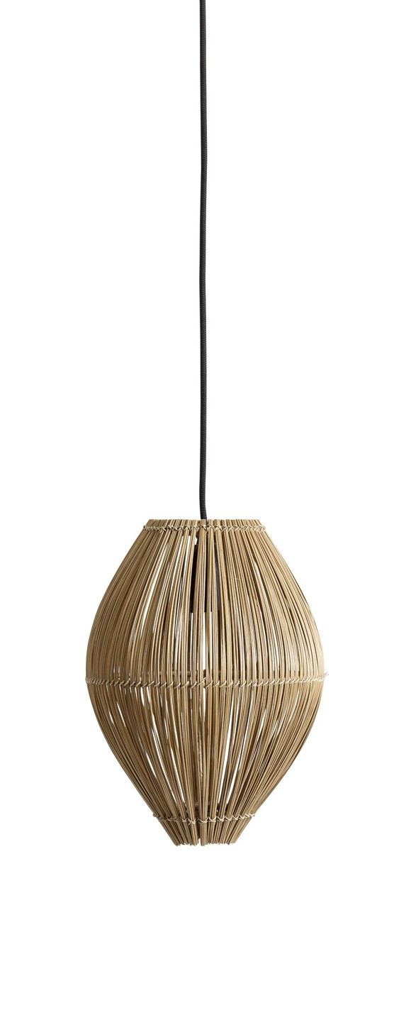 Muubs - Fishtrap Lamp Small - Natur (8470000129)