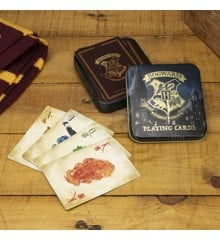 Harry Potter - Hogwarts Playing Cards (PP5067HP)