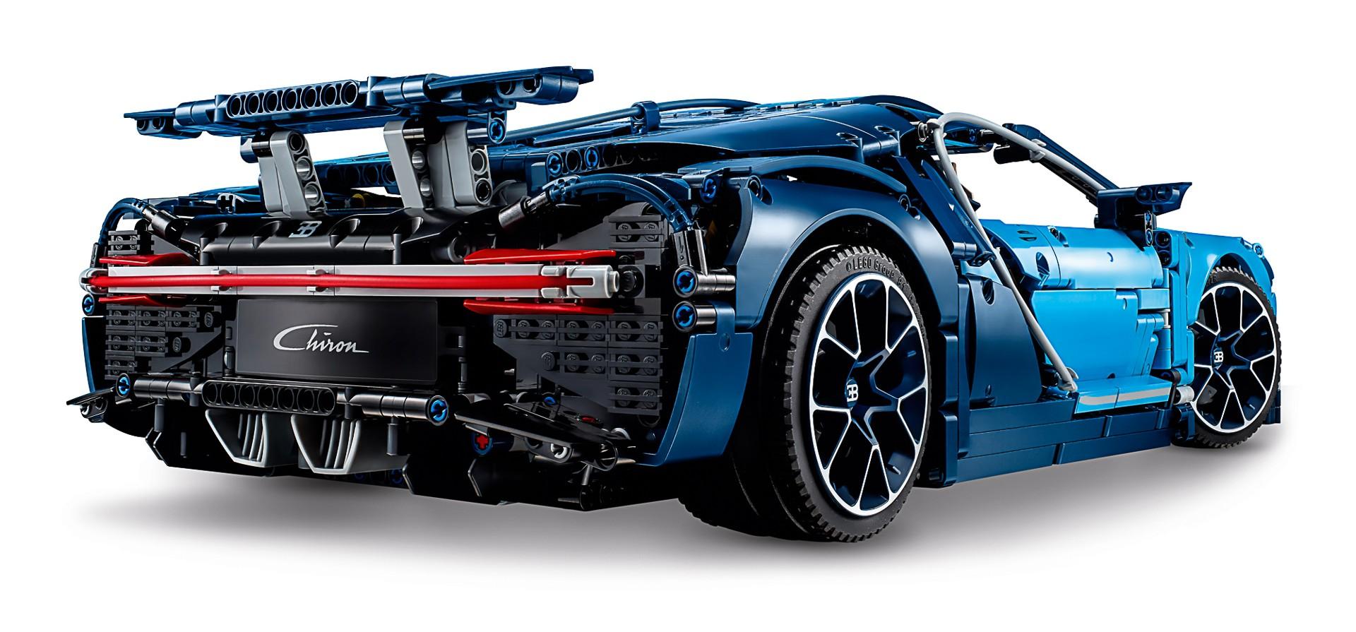 Buy LEGO - Technic - Bugatti Chiron (42083) - Incl. shipping
