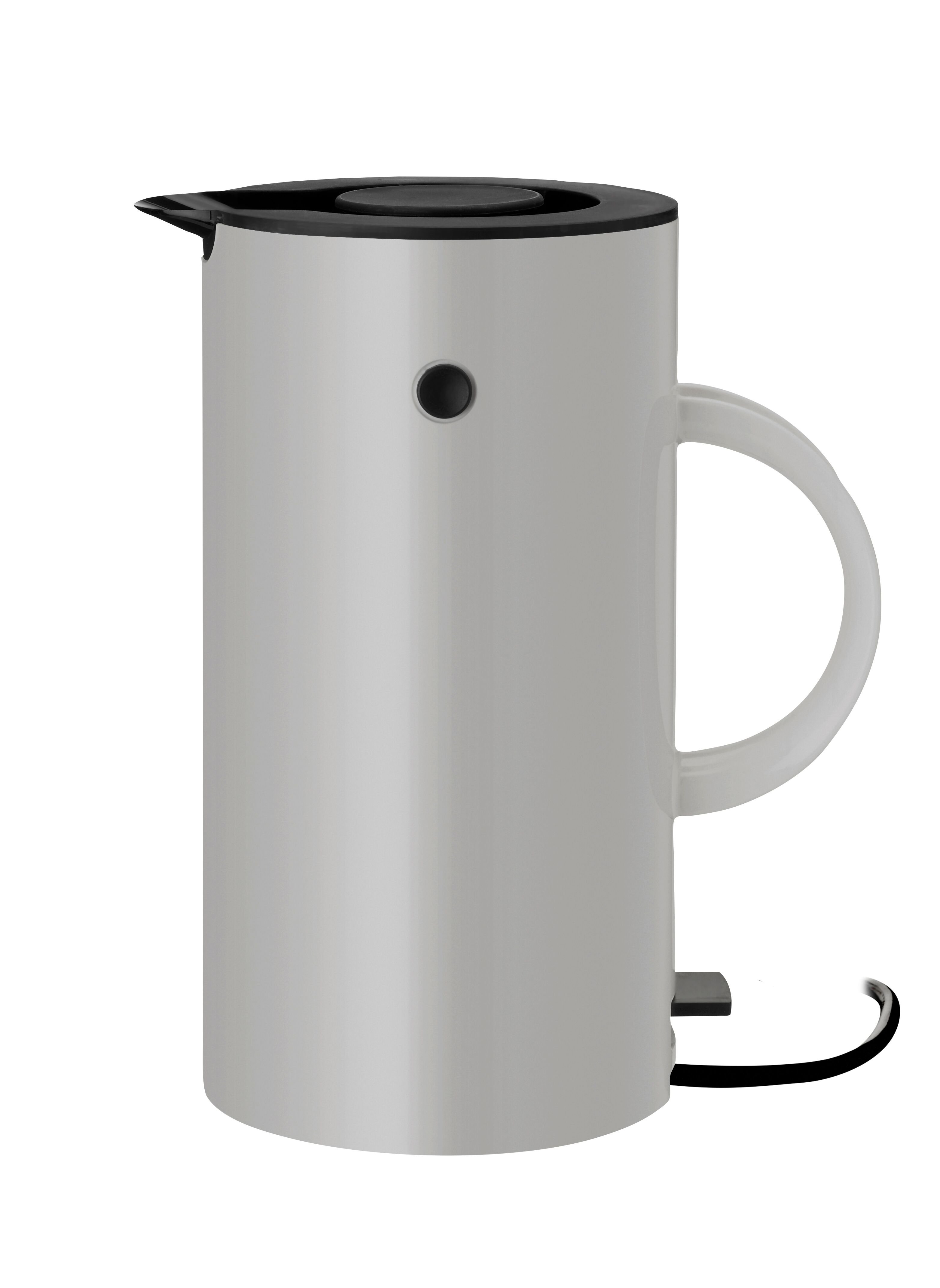 Stelton - EM77 Electric Kettle 1,5 L - Light Grey (890-2)