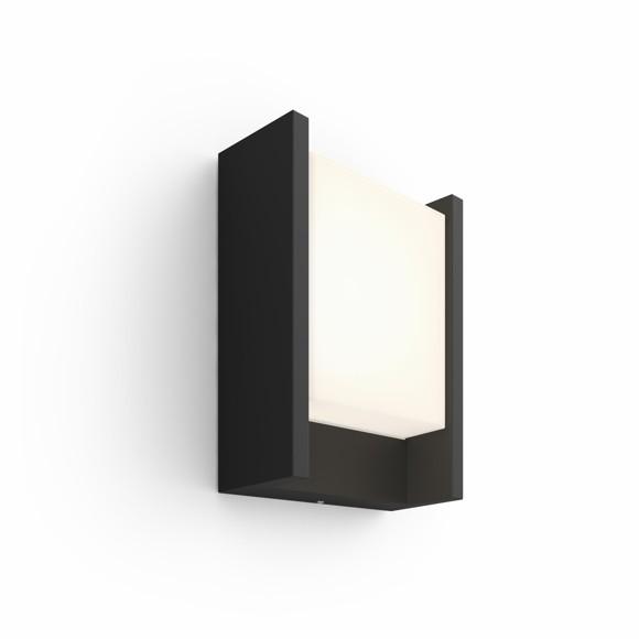Philips Hue - Fuzo  Wall Lantern Outdoor -  White