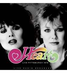 Heart - Best of Live Pittsburg 1978 - Vinyl
