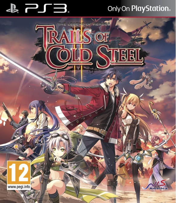 The Legend of Heroes: Trails of Cold Steel II (2)
