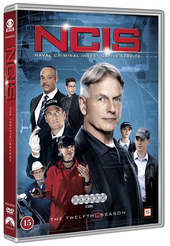 NCIS - Season 12 - DVD