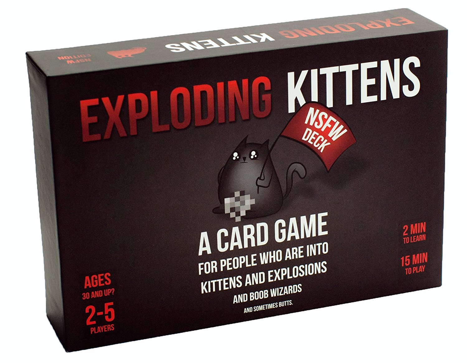 Exploding Kittens - NSWF Edition (English)
