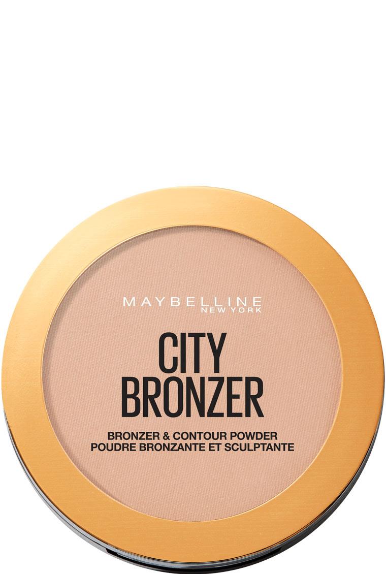 Maybelline - City Bronzer - 250 Medium Warm