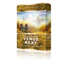 Terraforming Mars: Venus Next (Engelsk)