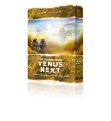 Terraforming Mars: Venus Next (English)