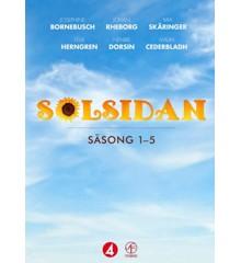 Solsidan - Season 1-5 - DVD