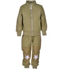 Mikk-Line - Duvet Set w. Fleece