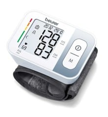 Beurer - BC 28 Wrist Blood Pressure Monitor - 5 Years warranty