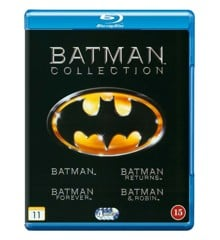 Batman Collection (Blu-Ray)
