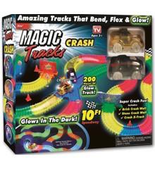 Magic Tracks - Crash Sæt (1380064)
