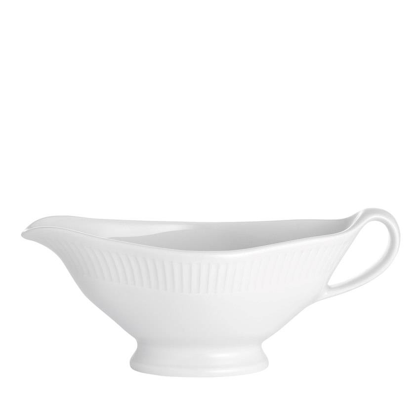 Pillivuyt - Plissé Sauce Pitcher - White (964230)