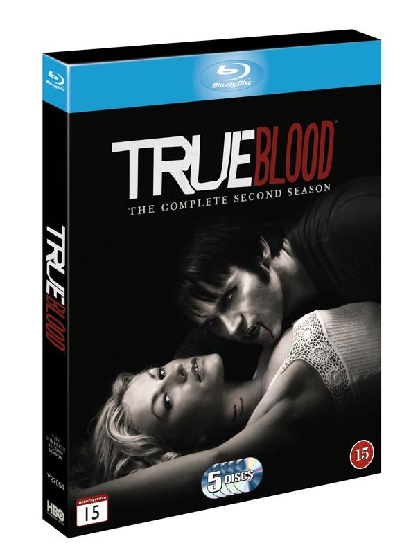 True Blood: Season 2 (Blu-Ray)