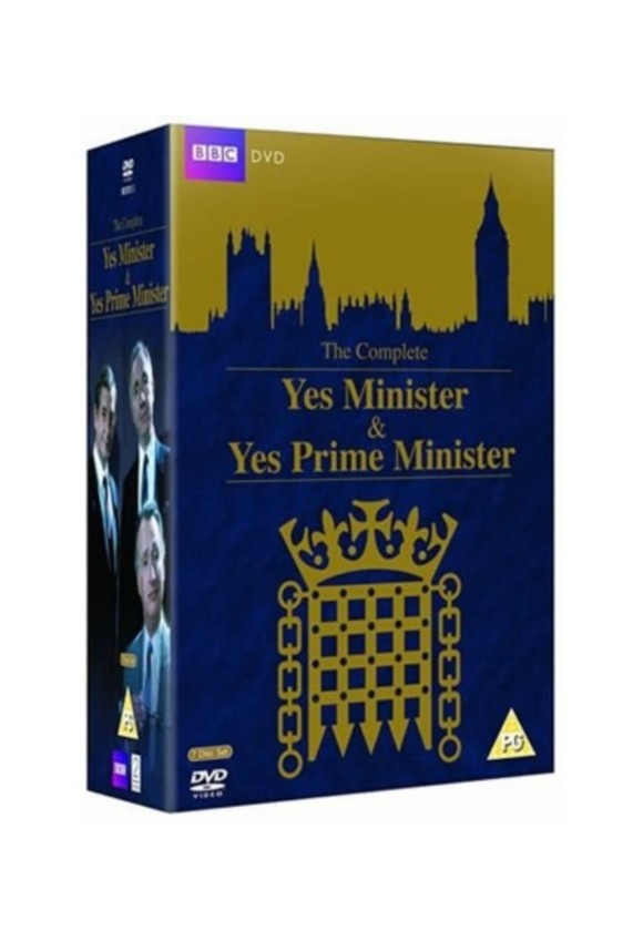 Yes Minister & Yes Prime Minister Complete - DVD (UK import)