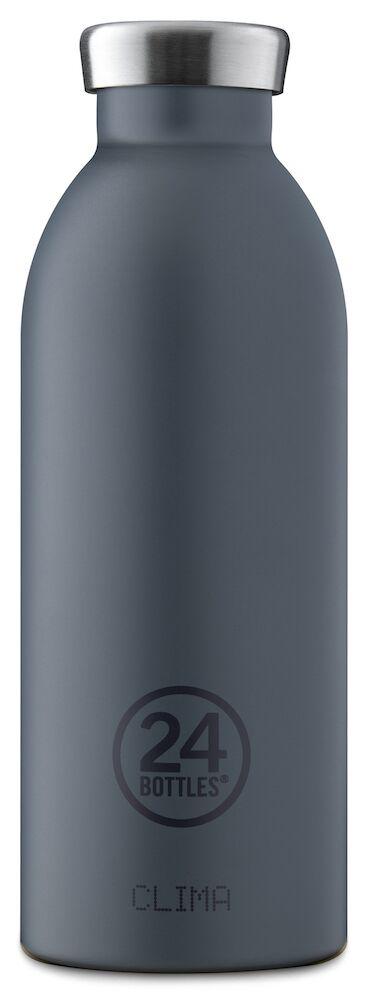 Bilde av 24 Bottles - Clima Bottle 0,5 L - Formal Grey (24b142)
