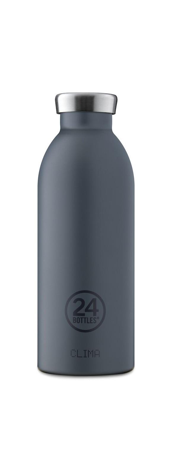 24 Bottles - Clime Bottle 0,5 L - Formal Grå