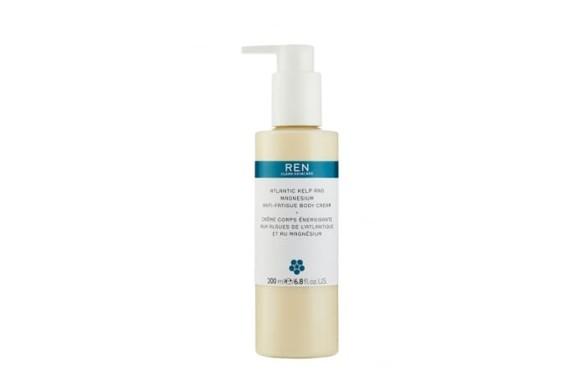 REN - Atlantic Kelp and Magnesium Anti-Fatique Body Cream 200 ml