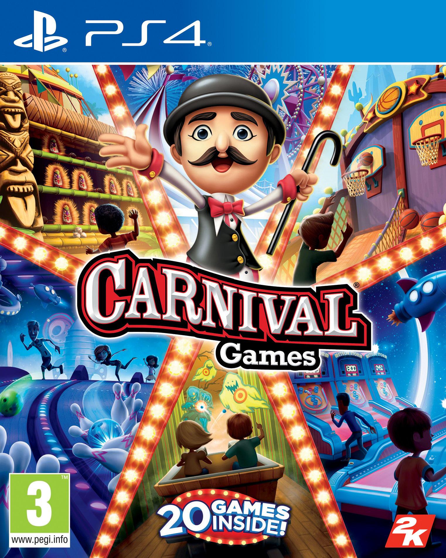 Bilde av Carnival Games