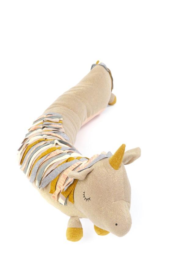 Smallstuff - Bed Animal Bumper - Unicorn