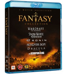 Fantasy Collection (Blu-Ray)