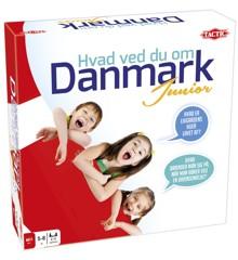 Tactic - Hvad ved du om Danmark - Junior (41048)