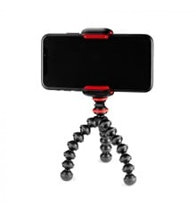 JOBY - GorillaPod Starter Kit - Flexible Tripod With Universal Smartphone Clamp