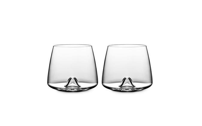 Normann Copenhagen - Whiskey Glas 2 stk.
