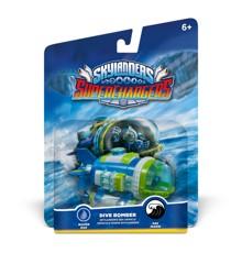 Skylanders SuperChargers - Voertuig -  Dive Bomber
